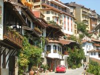 Veliko old town